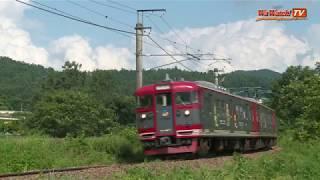 しなの鉄道 115系 黒姫付近を行く