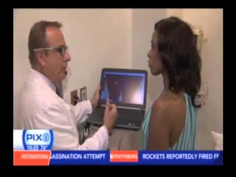Pix 11 News Temperature Heating Up Featuring Dr. Luis Navarro