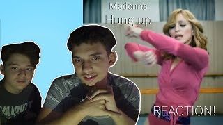 Madonna - Hung Up (Official Music Video) REACTION!!