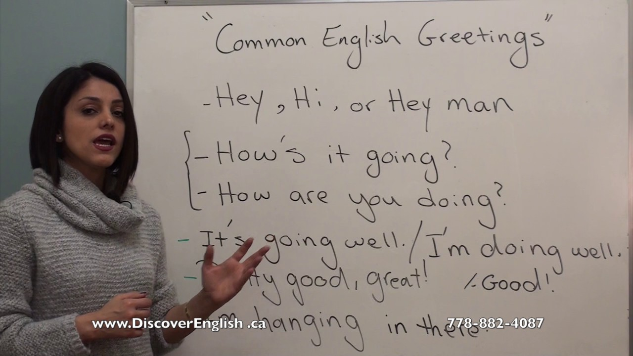 Greeting expressions youtube greeting expressions kristyandbryce Images