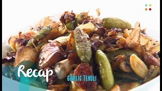Garlic Tendli | Go Healthy | Chef Sanjeev Kapoor | FoodFood