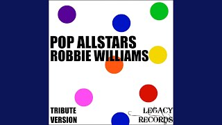 It Was a Very Good Year Originally Performed By Robbie Williams (Tribute Version)