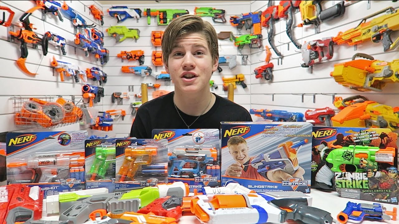 Best Nerf Guns for Under $15