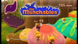 The Munchables | Dolphin Emulator 5.0-3770 [1080p HD] | Nintendo Wii