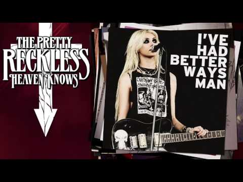 The Pretty Reckless - Heaven Knows (Fan Instagram Lyric Video)