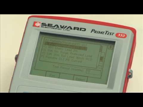 Seaward PrimeTest 350 PAT Tester