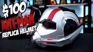 $100 Ant-Man Replica Helmet Review | Hasbro Toys Marvel Legends Unboxing