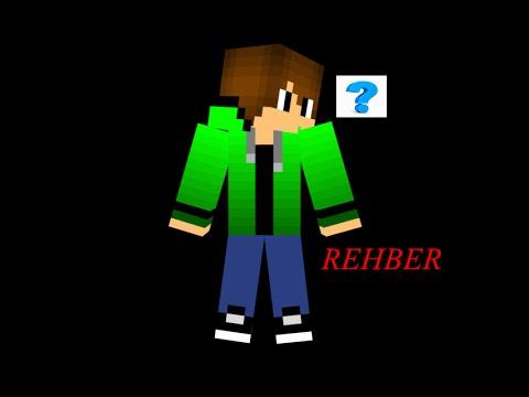 """REHBER:Minecraft Kanal Resmi Nasıl Yapılır #Bölüm#1 """"Sessiz Bölüm"""""""