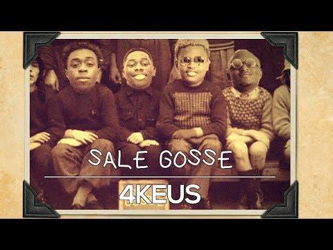 Les 4 KEUS racontent leurs souvenirs d'enfance pour SALE GOSSE