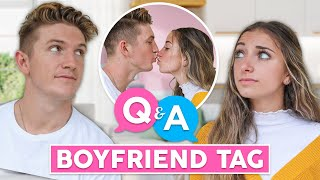 Boyfriend Tag (and all the TEA!) | Brooklyn & Brooks