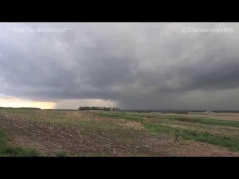 April 28th, 2014 Hillsboro, Illinois Tornado Warning