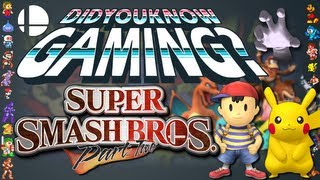 Super Smash Bros Part 2 [OLD] - Did You Know Gaming? Feat. Yungtown