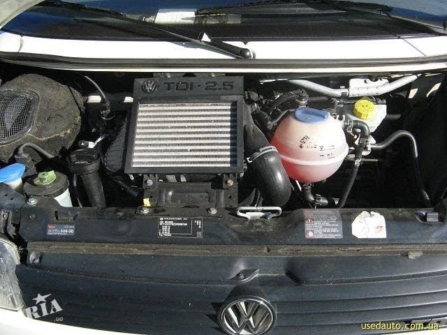 какой фольксваген транспортер самый надежный двигатель т4