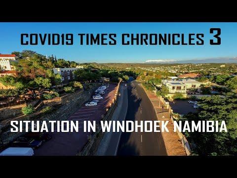 CORONAVIRUS TIMES CHRONICLES-3: WINDHOEK, NAMIBIA   ХРОНИКИ ВРЕМЕН КОРОНАВИРУСА: ВИНДХУК, НАМИБИЯ