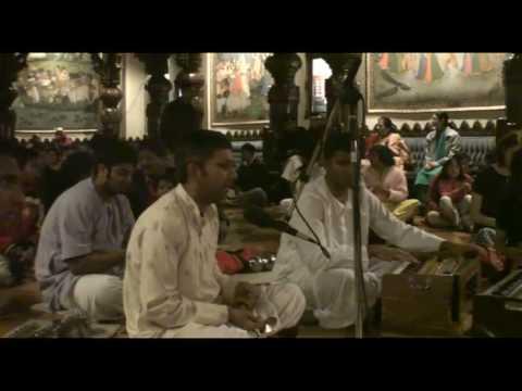 NY Eve Bhajan - Sukumar das - Hey Govinda Hey Gopal - 7/21