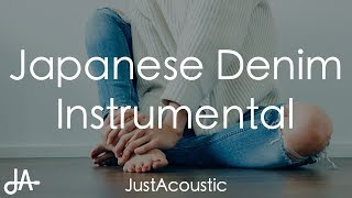 Japanese Denim - Daniel Caesar (Acoustic Instrumental)