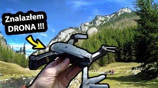 Znalazłem DRONA w Tatrach !!! - Może To Twój? / *dolina kościeliska i jaskinia mylna (Vlog #275)