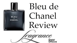Bleu de Chanel Review! Sophisticated safe