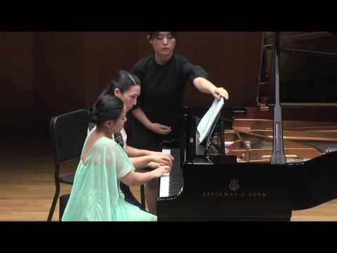 Sinfonietta Op.49 IV. Rondo - Nikolai Kapustin for 1 Piano 4 Hands