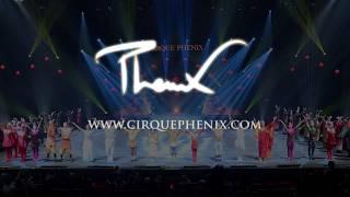 Teaser Le Roi des Singes - Cirque Phénix