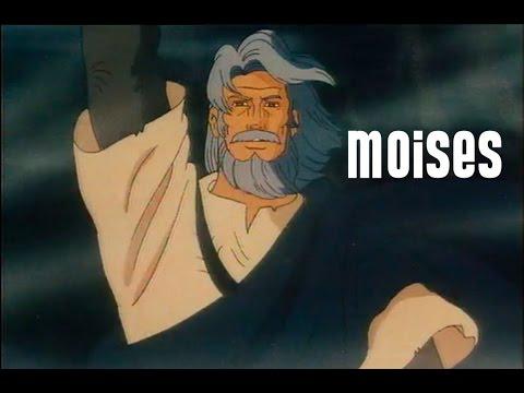 Moises, pelicula animada, biblia para niños