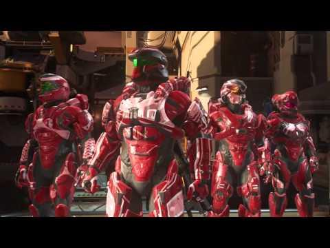 Halo 5 Guardians   ASESINO FIESTA SOCIAL: Fiesta de armas pesadas