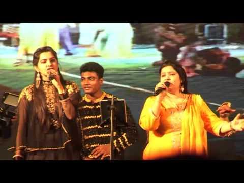 Jiye Muhinja Sindh - Singer Manjushree...