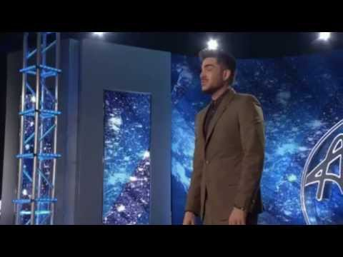 Adam Lambert Returns To American Idol And Re-Auditions With Bohemian Rhapsody || AIl XIV 2015