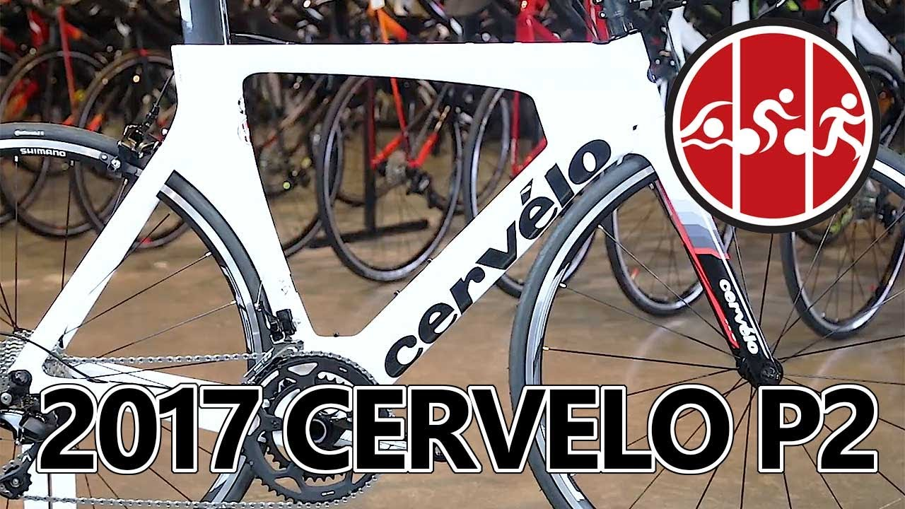 29acd83d287 2017 Cervelo P2 105 5800 - Fast and Affordable. Tri Shop