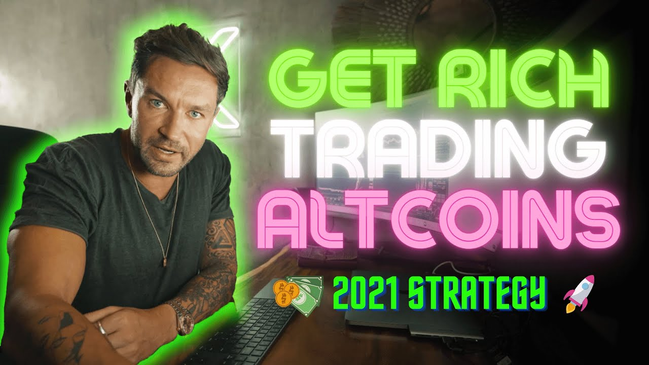 How To Get Rich Day Trading Altcoins Instead of Bitcoin in 2021 ($30k Week)