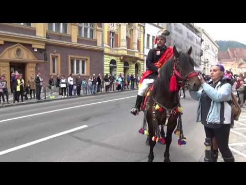 Braşov  - Parada Junilor (8 Mai 2016)