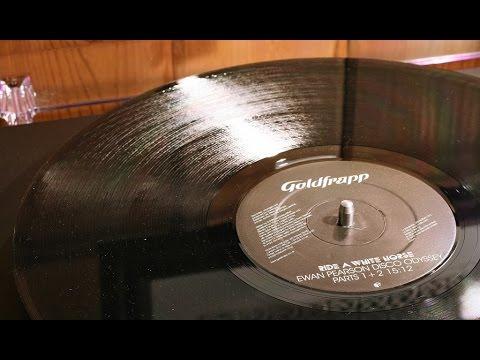 Goldfrapp  Ride A White Horse Ewan Pearson Disco Odyssey Parts 1+2 mute 356