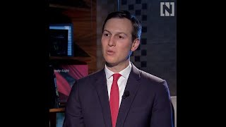 Jared Kushner on Israel-Palestine peace plan