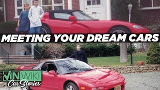 Childhood Dream Cars: Should you meet your heroes?