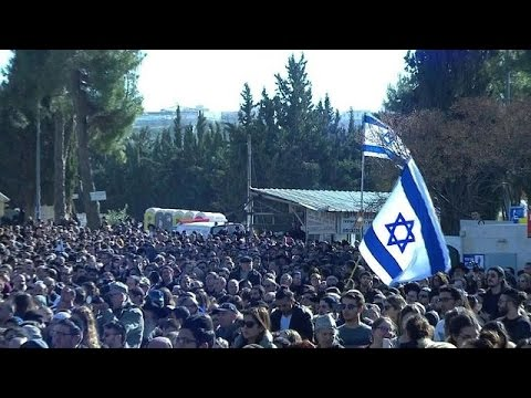 Israel funeral for four Jews killed in France attack