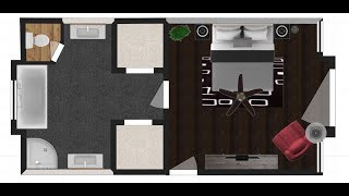 Roomstyler Floorplan Demo Pt. 1