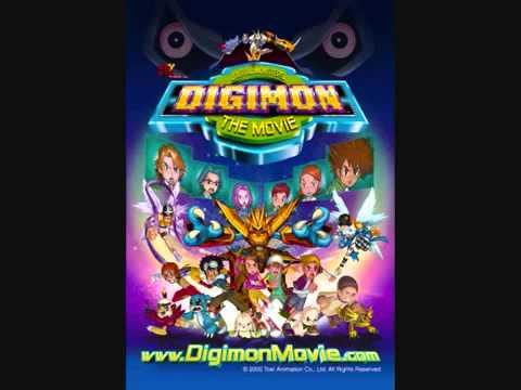 Digimon the Movie Soundtrack Digimon Theme (Full)