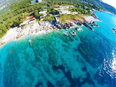 South Albania Riviera - Drone Aerial Movie
