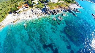 South Albania Riviera - Drone Aerial Movie(South Albania Riviera Jale Dhermi Radhime Vlore Sarande Shqiperi Plazh Deti Jon Pamje Ajrore Video filmed with GoPro Hero 3+ Black Camera & DJI ..., 2014-12-28T20:55:02.000Z)