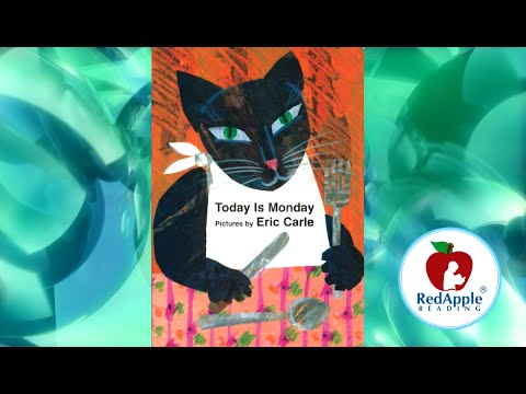 Read Aloud - Today Is Monday - By Eric Carle