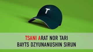 Tata Simonyan - Dzyunanush  #KARAOKE