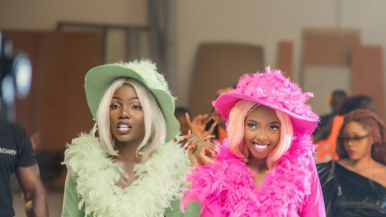 Download TONNAFUYA - KATALEYA & KANDLE (Official Video) Latest Ugandan Music 2021