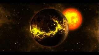 Wenus płonie