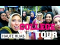 The Haute Hijab College Tour! Midwest & East Coast