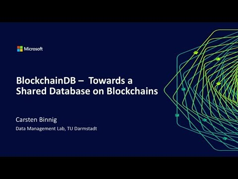 Current Trends in Blockchain Technology