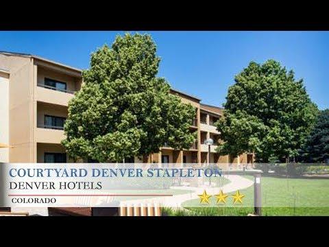 Courtyard Denver Stapleton - Denver Hotels, Colorado
