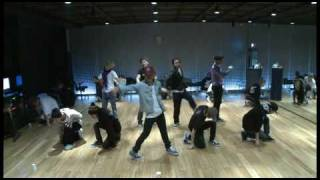 "BIGBANG - ""SOMEBODY TO LOVE"" DANCE PRACTICE VIDEO"