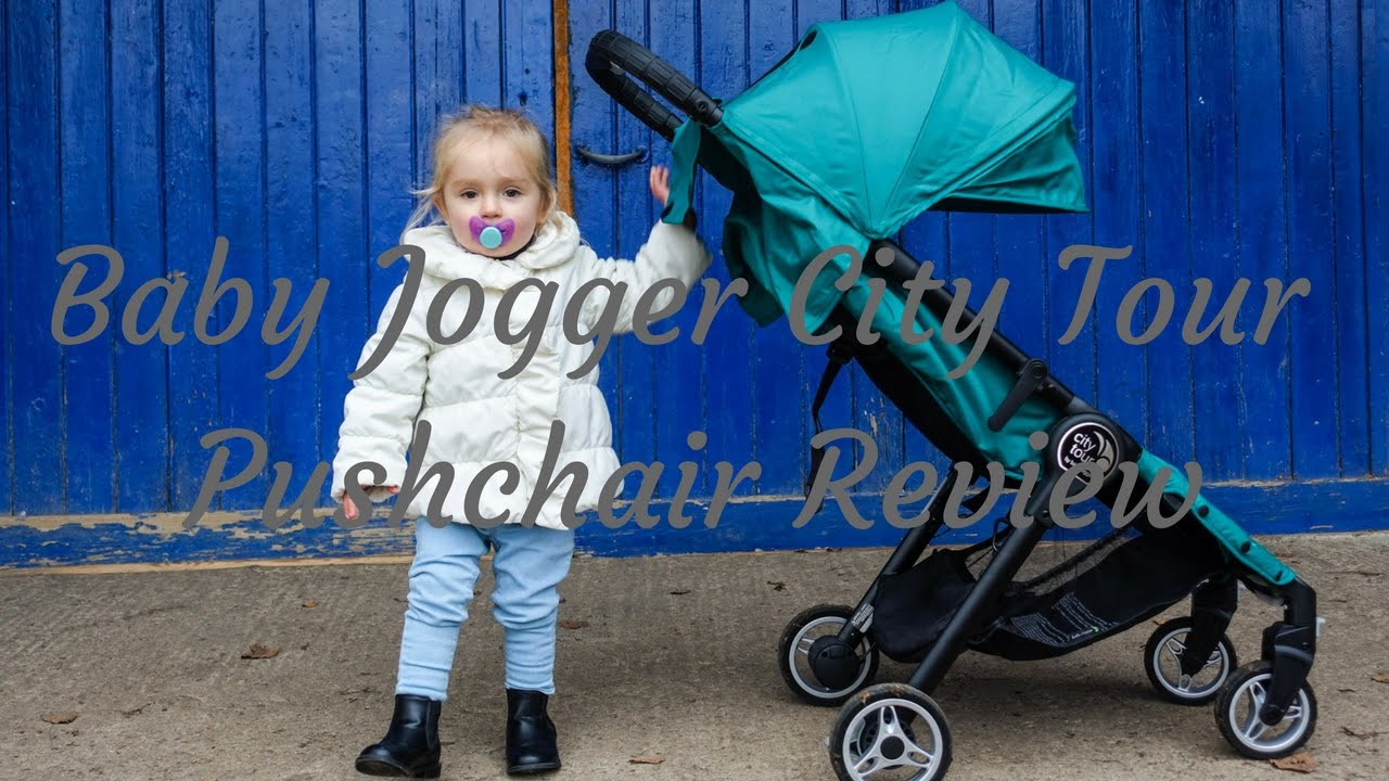 Baby Jogger City Tour Pushchair Review - YouTube