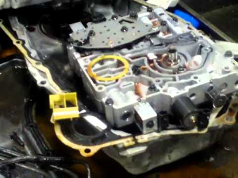 4t65e Transmission Disassemble And Repair Youtube