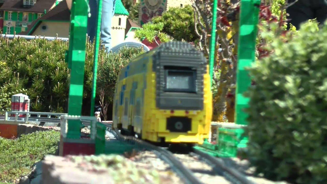 Züge aus dem Lego...